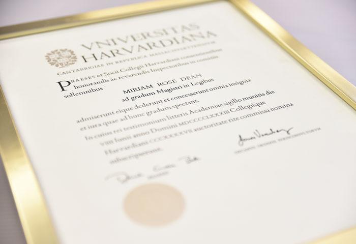 Miriam-Dean-Certificate